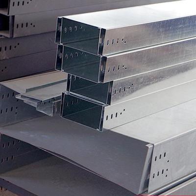 昆明定制托盘式电缆桥架厂家 玻璃钢梯式电缆桥架 金属槽式电缆桥架
