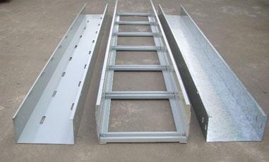 昆明梯式直通桥架