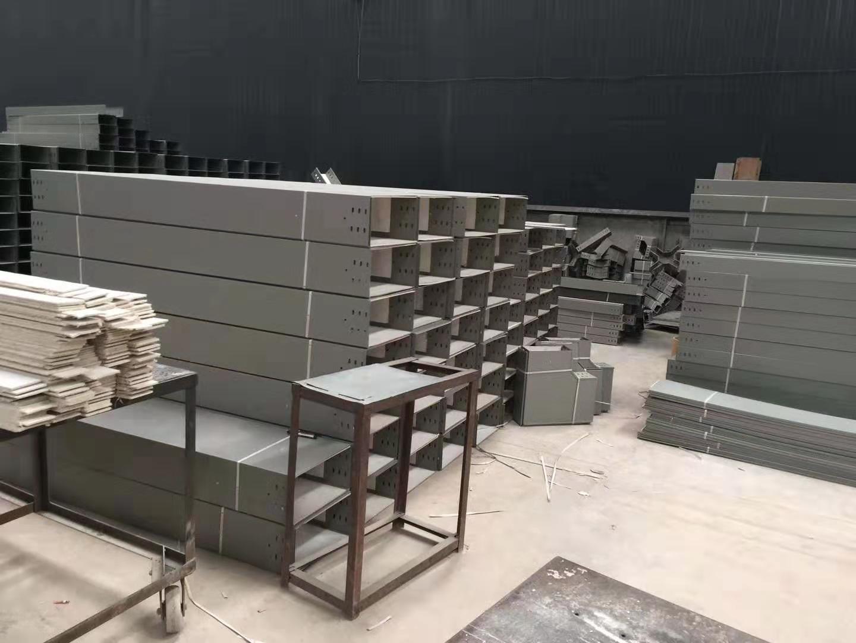 云南桥架厂家产品的种类与材质