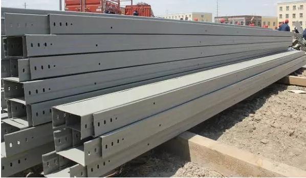 云南大跨距电缆桥架是一种比普通桥架跨度要大的产品
